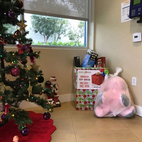 MDxHealth Toy Drive Donations