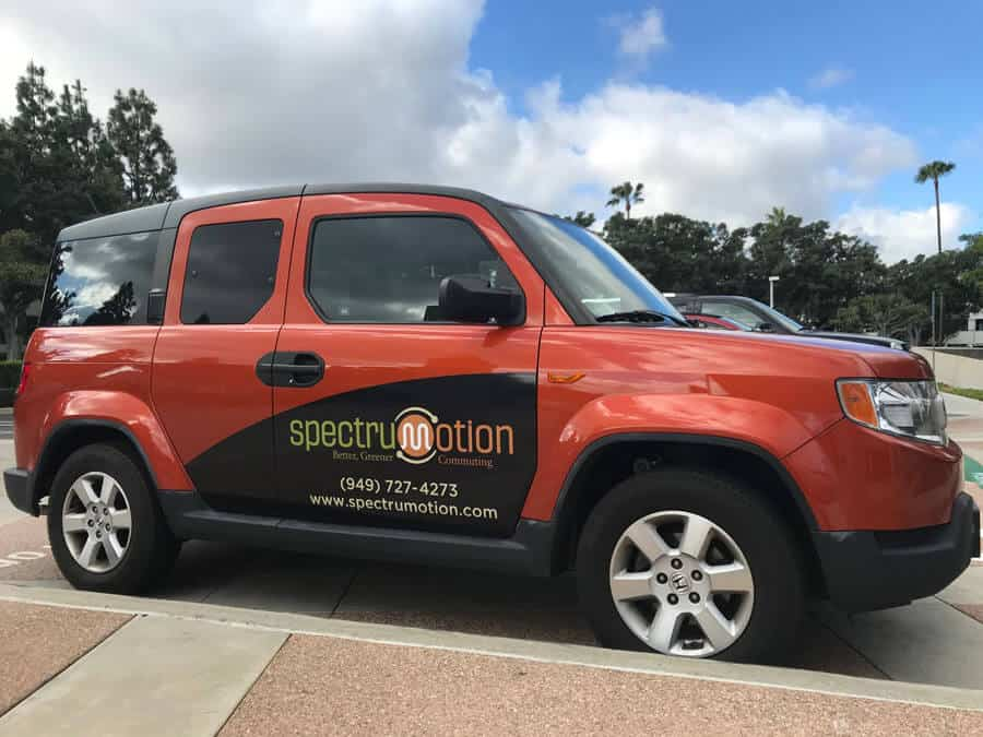 Spectrumotion Vehicle